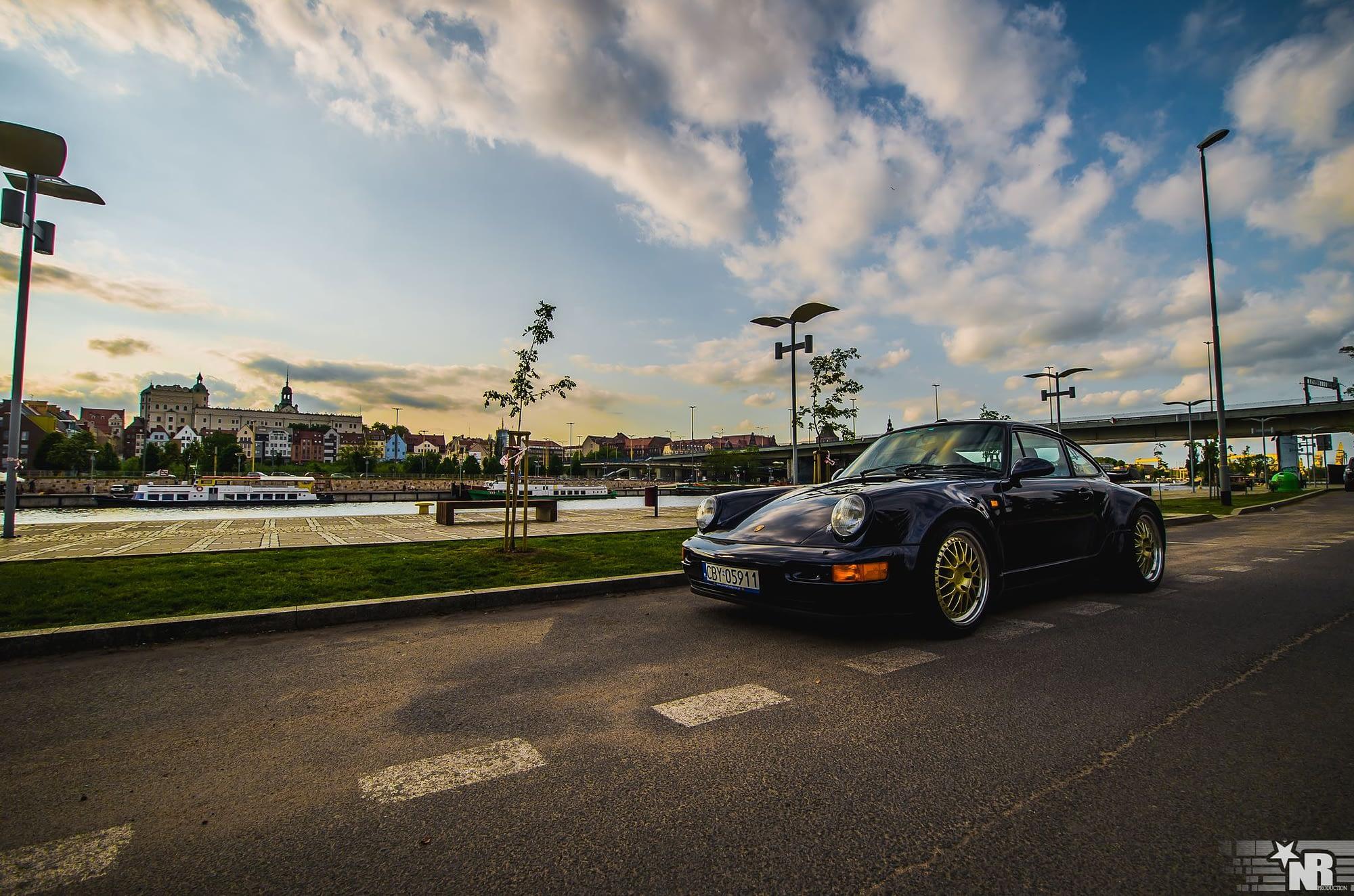 Porsche 965 1991r
