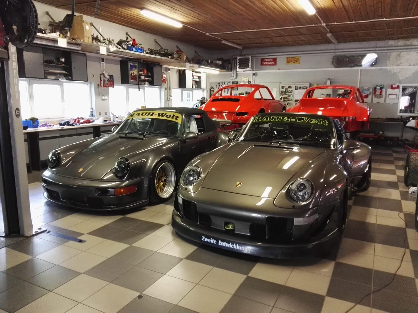 Porsche RWB Maihime