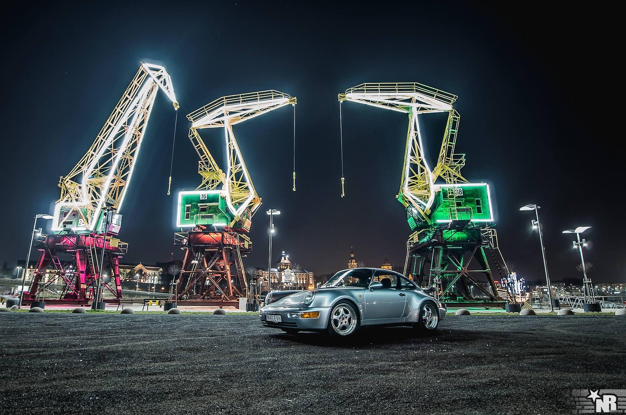 Porsche 965 3.3 Turbo